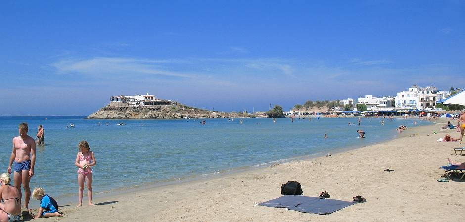 Naxos Studios Galazia at Saint George Beach